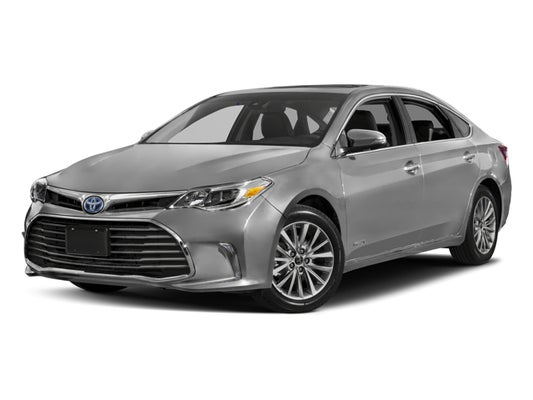 2017 Toyota Avalon Limited In Sterling Va Rolls Royce Motor Cars