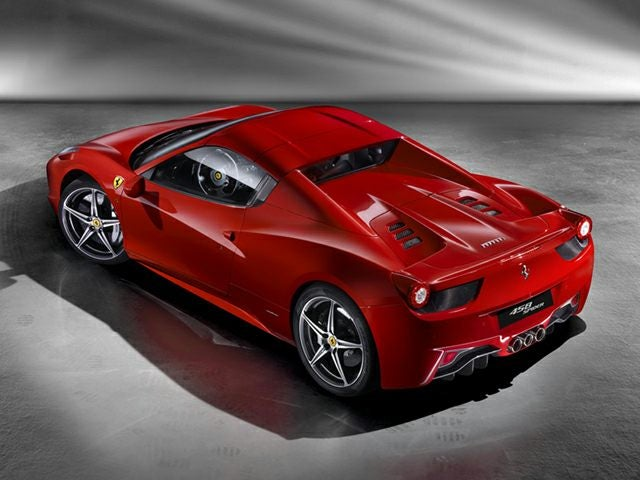 2014 Ferrari 458 Spider Base In Sterling, VA   Rolls Royce Motor Cars  Sterling
